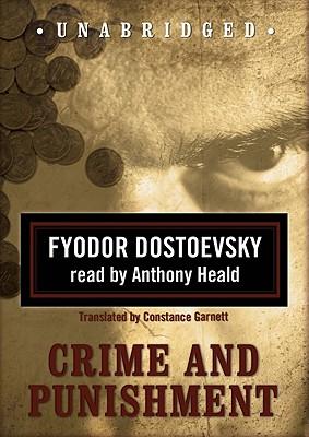 [CD] Crime and Punishment By Dostoyevsky, Fyodor/ Heald, Anthony (NRT)
